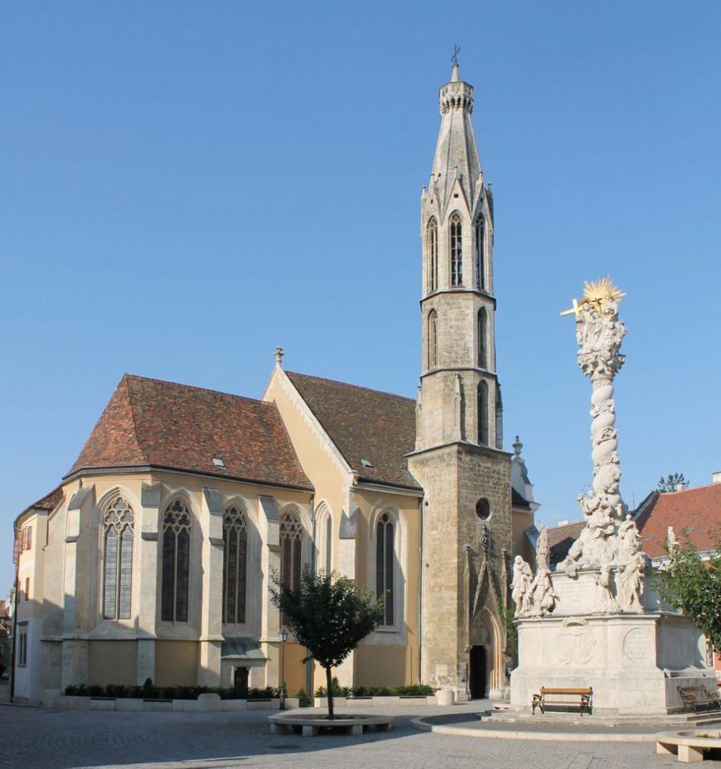 Kecske-templom
